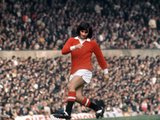 George Best Action for Manchester United October 1971