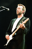 Eric Clapton in Sheffield 1993