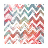 Bright Rustic Chevron