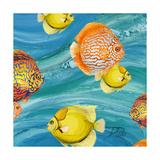 Aquatic Sea Life I