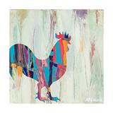 Rhizome Rooster Giclée premium par Ann Marie Coolick