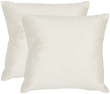 Luster Pillow Pair - Snow White