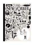 The New Yorker Cover - November 16  2015