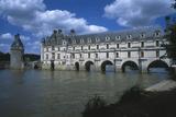 Chateau Chenonceux  Loire  France  1513