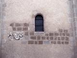 Neuvy-Saint-Sepulcre  Basilique - Church Collegiale Saint-Etienne - Indre  France