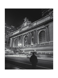 Grand Central 42nd Street Night