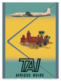 Afrique Noire (Sub-Saharan Africa) - TAI Airline