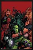 She-Hulk No36 Cover: She-Hulk