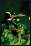 The Immortal Iron Fist: Orson Randall And The Green Mist Of Death No1 Cover: Iron Fist