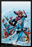 Marvel Adventures The Avengers No19 Cover: Quicksilver