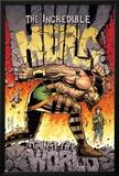 Incredible Hulk No112 Cover: Hercules
