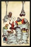 Marvel Adventures Spider-Man No59 Cover: Spider-Man