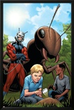 Marvel Adventrues Super Heroes No10 Cover: Ant-Man
