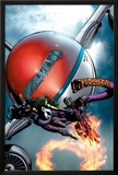 She-Hulk No33 Cover: She-Hulk and Super Skrull