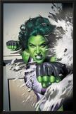 She-Hulk No5 Cover: She-Hulk