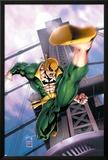 Iron Fist No2 Cover: Iron Fist