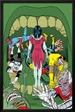 X-Statix No18 Cover: Deadgirl  Mr Sensitive  Venus de Milo and X-Statix