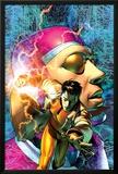 Marvel Comics Presents No8 Machine Man Cover: Machine Man