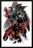 Daredevil & Captain America: Dead On Arrival Cover: Captain America and Daredevil