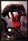 Daredevil No110 Cover: Daredevil