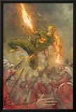 Immortal Iron Fist No15 Cover: Iron Fist