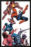 Marvel Knights Spider-Man No2 Cover: Spider-Man