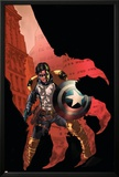 Civil War: House Of M No3 Cover: Bucky