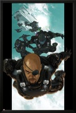 Ultimate Comics Ultimates No4: Nick Fury Falling through the Sky