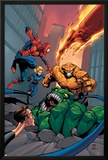 Spider-Man Team-Up Special No1 Cover: Spider-Man