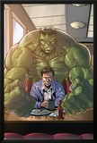 Incredible Hulks No635: Bruce Banner Sitting with Coffee
