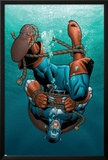 Marvel Adventures Super Heroes No12 Cover: Captain America