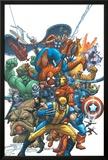 Marvel Team Up No1 Cover: Wolverine