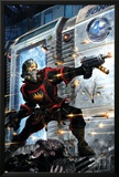 Guardians Of The Galaxy No9 Cover: Star-Lord