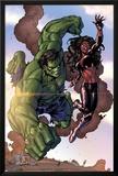 Incredible Hulks No635: Hulk and Red She-Hulk