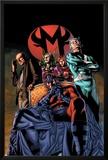 Civil War: House Of M No2 Cover: Magneto and Quicksilver