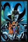 Witches No3 Cover: Dr Strange  Kale  Jennifer  Topaz and Satana