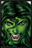 She-Hulk No25 Cover: She-Hulk