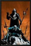 X-Men: Apocalypse Vs Dracula No1 Cover: Apocalypse and Dracula