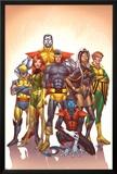 Uncanny X-Men: First Class No1 Cover: Cyclops