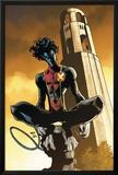 X-Men: Manifest Destiny No4 Cover: Nightcrawler