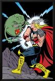 X-Statix No25 Cover: Thor and Doop