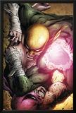The Immortal Iron Fist No26 Cover: Iron Fist