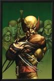 Dark Wolverine No75 Cover: Wolverine