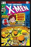 Uncanny X-Men No123 Cover: Arcade