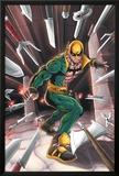 Iron Fist NoN3 Cover: Iron Fist