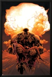 Incredible Hulk No7 Cover: Hulk Carrying Bruce Banner