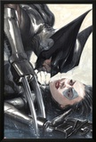 X-Force: Sex and Violence No2 Cover: Wolverine and Domino