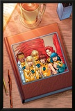 New X-Men: Academy X Yearbook Cover: Prodigy