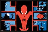 Marvel Knights: Spider-Man 1 Cover: Spider-Man  Morbius  Electro  Arcade  Lizard  Man-Wolf