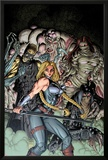 Fear Itself: The Fearless No10 Cover: Valkyrie